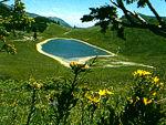дурмитор летом озеро