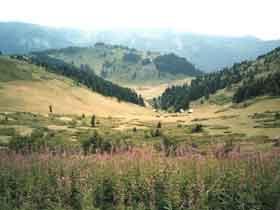 фото горы Черногории