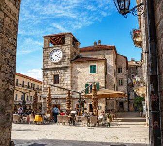 Города и Общины Черногории
