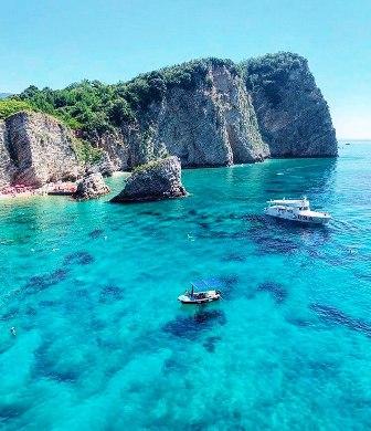 черногория информация о температуре и пляжам