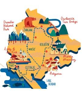 Черногория путешествие 2222