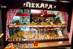 хлеб в Черногории