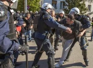 полиция черногория