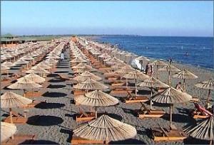 ulcinj Ульцинб велика плажа