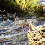 женский пляж Ульцинь