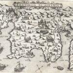 Старинные карты  Черногории и интерактивная Gogle карта  от Дмитрия Шалаева