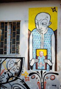 граффити Герцег-Нови