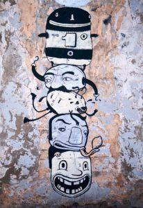 герцег Нови графити